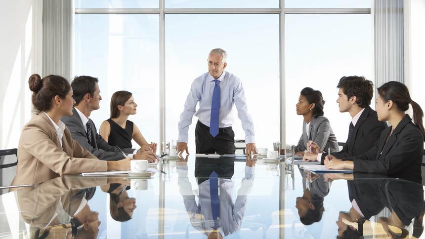 La incorporación de un nuevo miembro en un despacho