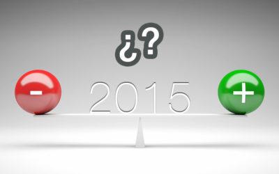 ¿El 2015 será mejor que el 2014?