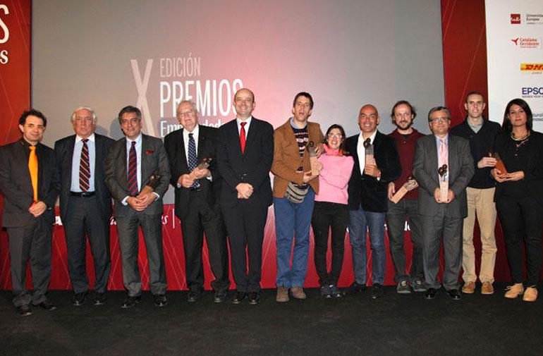 Premios Emprendedores 2014