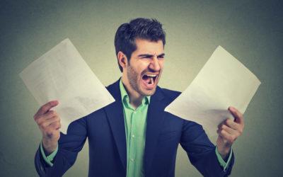 ¿Hasta qué punto estás dispuesto a convivir con la frustración?