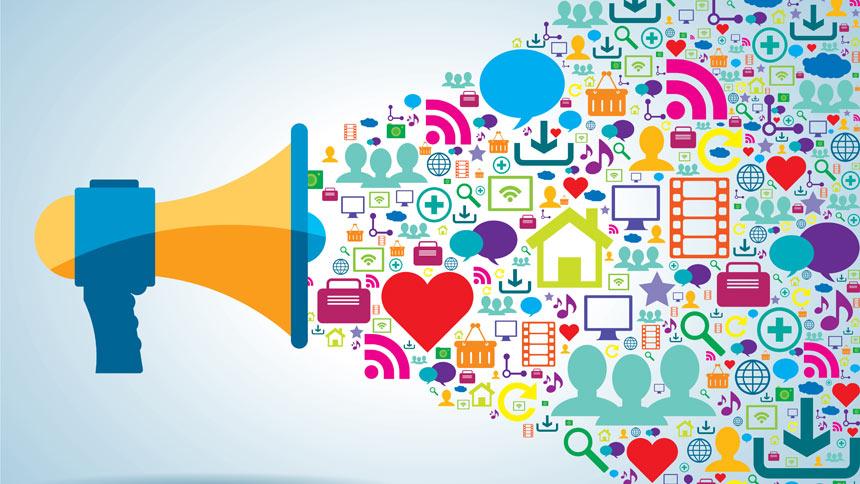 La actividad de los 20 despachos más grandes por facturación en Social Media