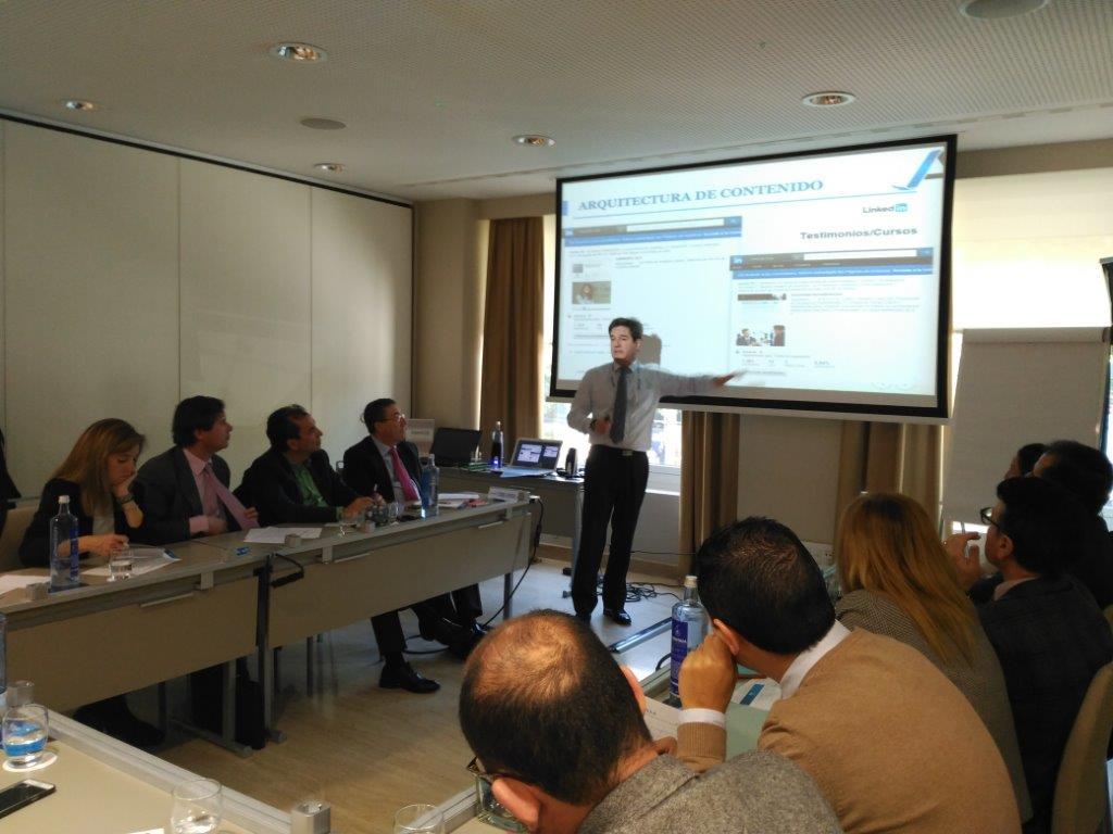 2aJornada-ReinventandoVentaServiciosGeneracionNegocio-CursoDireccion-Madrid-3