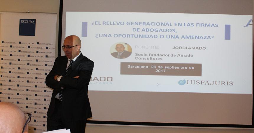 Presentación Jordi Amado Congreso Hispajuris-
