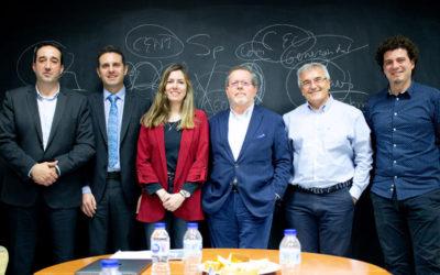 """Fausto Saavedra, de Amado Consultores, participa en la mesa redonda """"La Transformación digital de los despachos profesionales"""""""