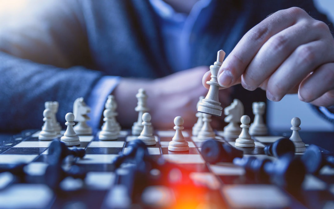 Estrategias para afrontar la competencia