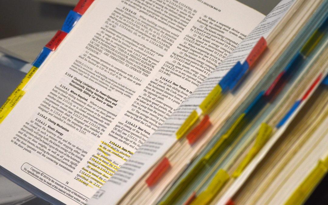 Un ejemplo de Manual de Ética en una firma profesional