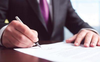 Breve comentario sobre el contrato de arrendamiento de servicios de un profesional liberal: abogado