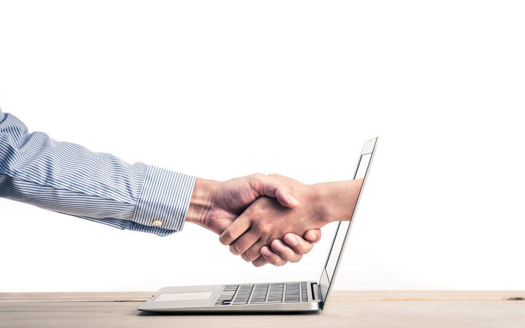 Internet un aliado en la  fidelización de los clientes