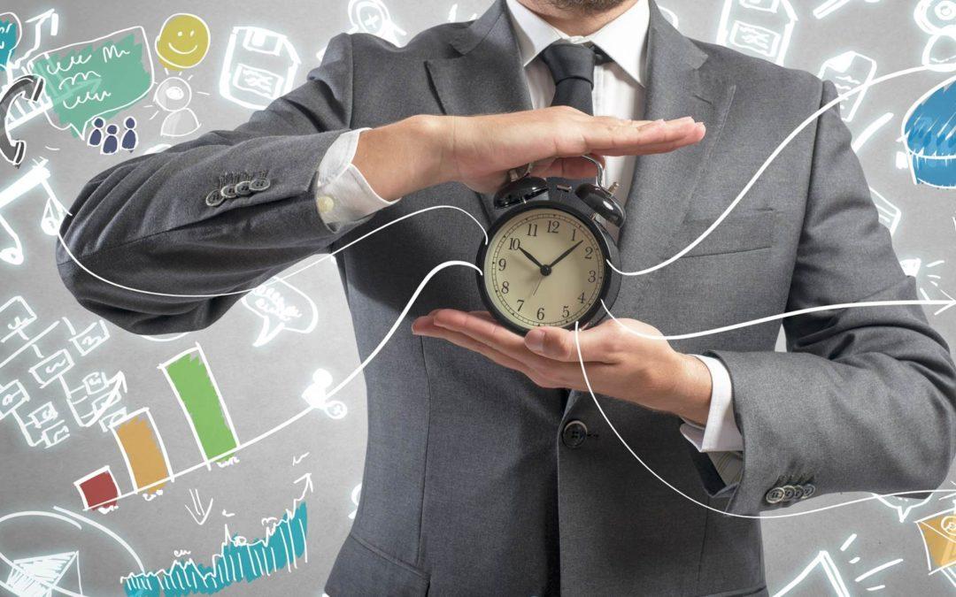 La planificación y organización del tiempo marca la diferencia entre los buenos profesionales y los mediocres