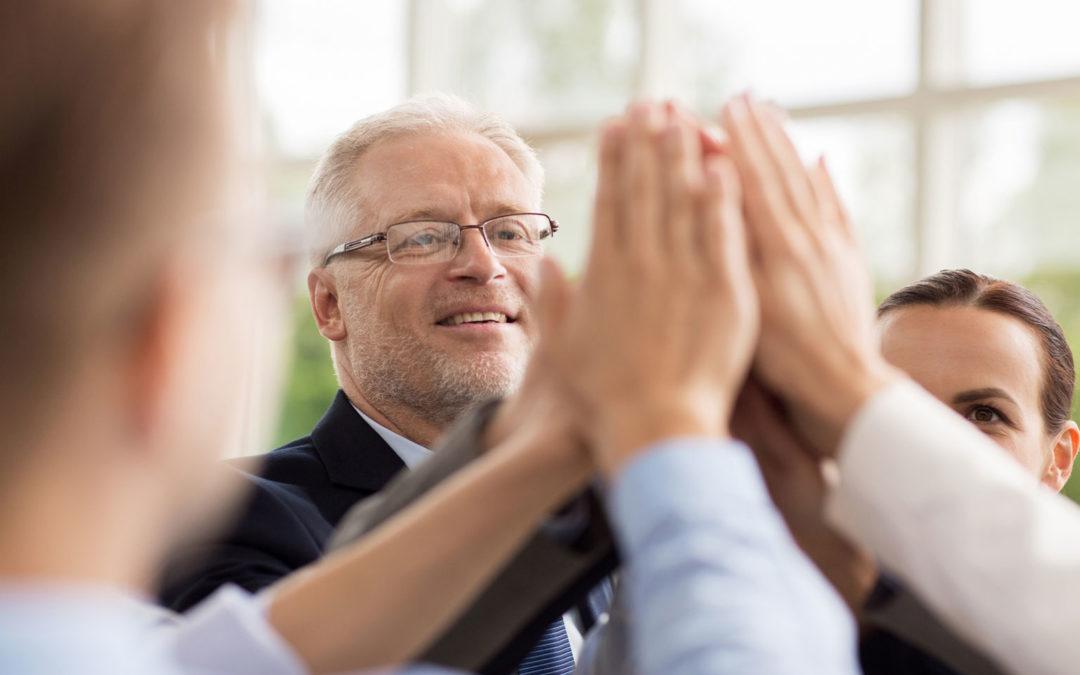 La motivación de los socios y colaboradores siempre en el foco de atención máxima