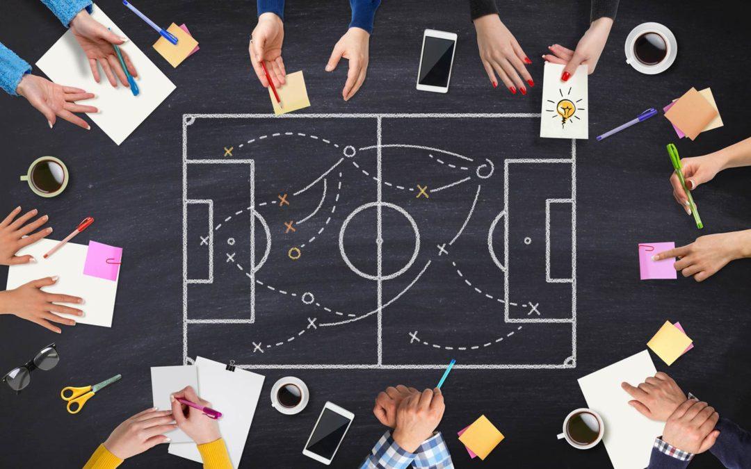 ¿Cómo debemos construir una estrategia de equipo de ventas en nuestro despacho?