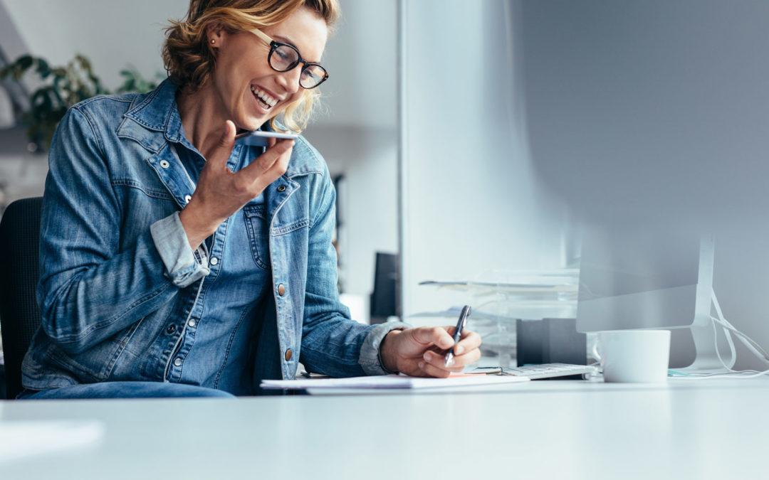 ¿Cómo quieren las empresas que el asesor se comunique con ellas?
