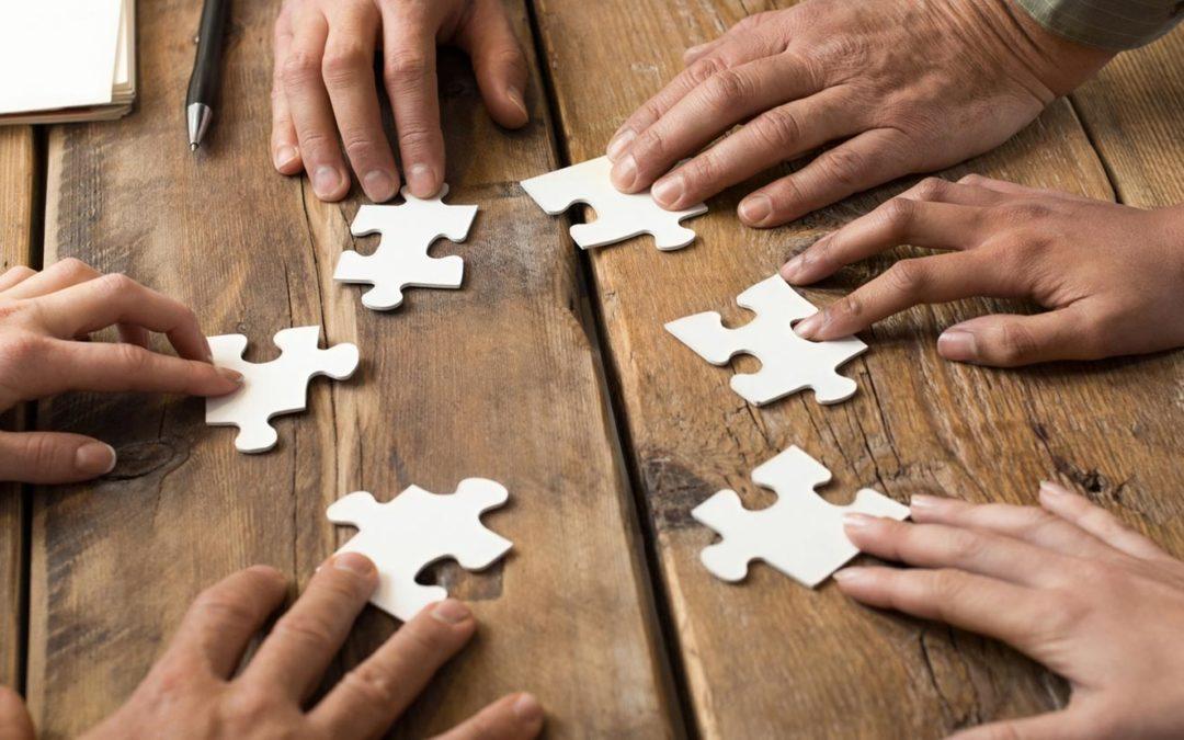 Posibles criterios de reparto en los procesos de asociación profesional y empresarial