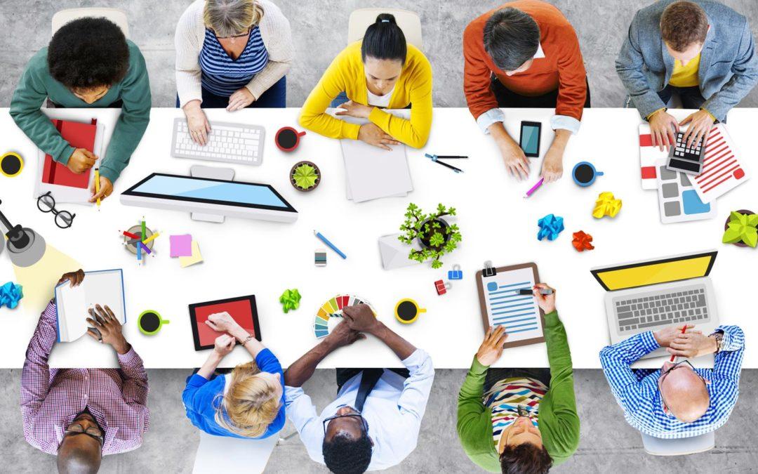 La correcta distribución de trabajos y la delegación como fuente de ahorro y de beneficios