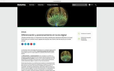 Diferenciación y posicionamiento en la era digital