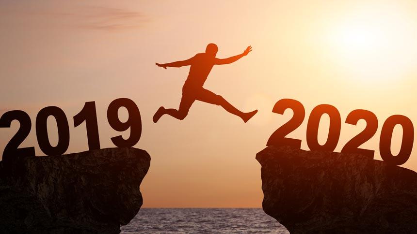 ¿A dónde quieres llegar este año 2020?